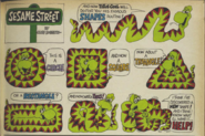 SScomic snakeshapes