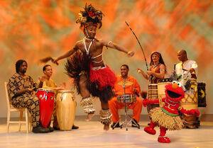 SesameStreet-AfricanDance