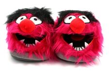 Animal plush slippers concept 1b