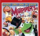 Favorite Songs from Jim Henson's Muppets (sheet music book)