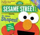 Sesame Street Magazine (Sep 2004)
