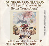 45rpm Rainbow Connection CBS 237377