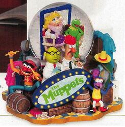 Muppet snow