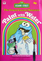 1976 count counts monsters paint with water 1