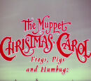 Frogs, Pigs and Humbug: Unwrapping a New Holiday Classic