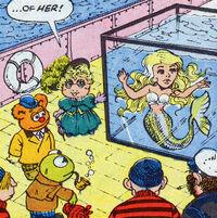Mermaid muppet babies star comic 13