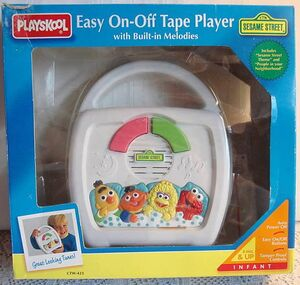Playskool1994TapePlayer
