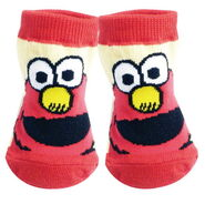 Small planet 2015 booties elmo