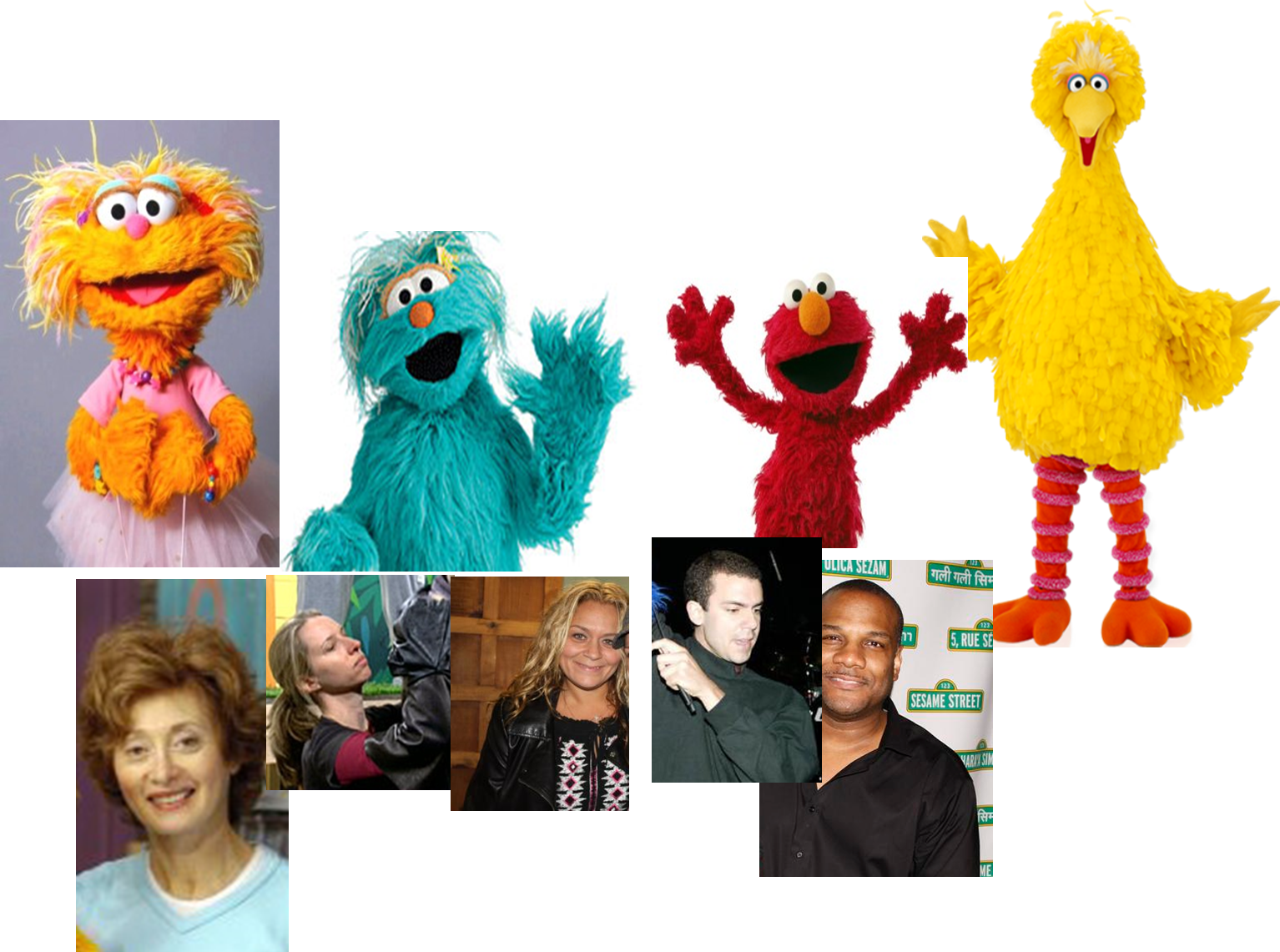 muppets - Polyvore