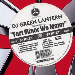 Fort Minor- We Major EP (Vinyl) - Bigger