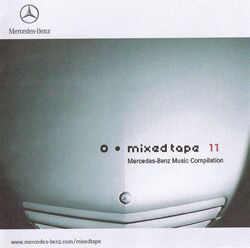 Scan - Mercedes-Benz Mixed Tape - Mixed Tape 11 (Front Cover)