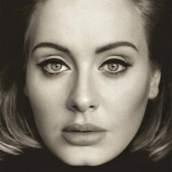 Adele - 25 cover