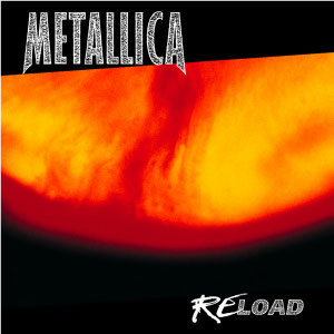 Metallica - Reload cover