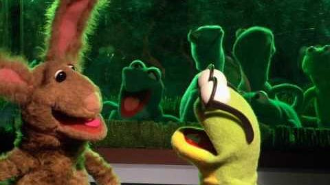 Kermit's Swamp Years - Life as a Pet (2002, Full-screen) (Portuguese Stereo)