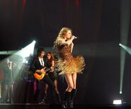Taylor Swift Performs at Osaka, Japan