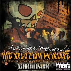 DJ Xefuzion - Mixtape - The Xplozion Mixtape (Original Version) - Front