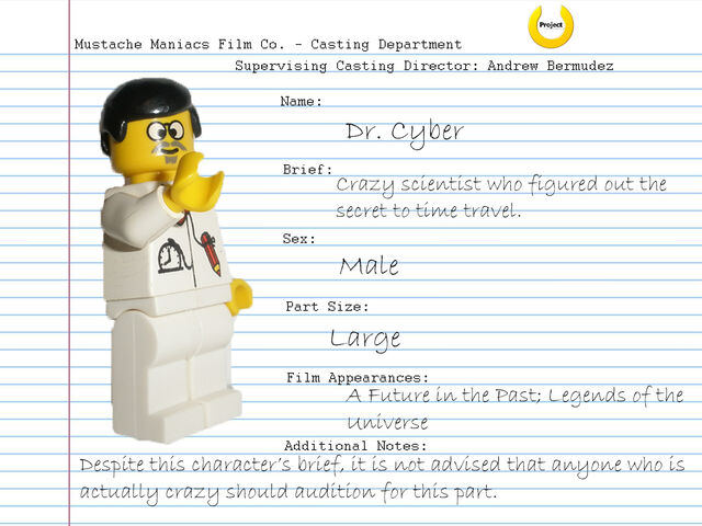 File:Audition Sheet - Dr. Cyber.jpg