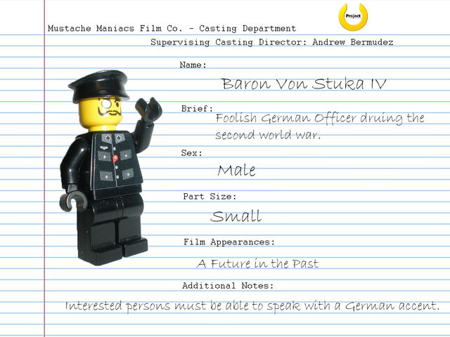 File:Audition Sheet - Baron Von Stuka IV.jpg