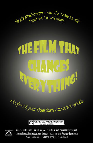 The Film That Changes Everything Poster