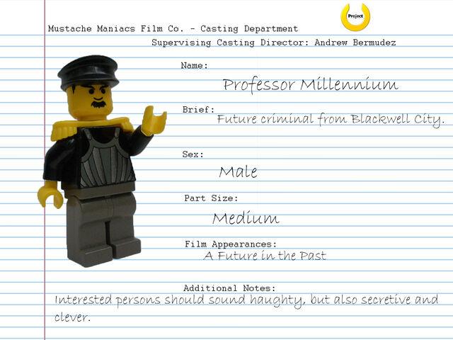 File:Audition Sheet - Professor Millennium.jpg