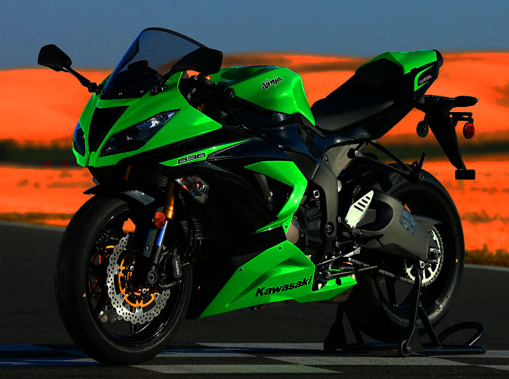 Kawasaki Ninja Zx 6r Motorcycle Wiki Fandom Powered By