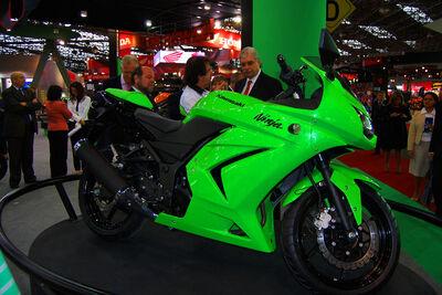 Ninja 250 2010
