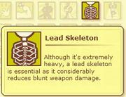 Mybrute lead skeleton