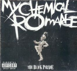 Alternate cover The Black Parade