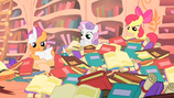 Cutie Mark Crusaders Librarians