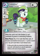 Coloratura, Happy Camper