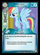 Rainbow Dash, Ambassador of Loyalty
