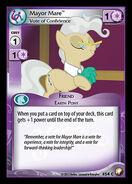 Mayor Mare, Vote of Confidence