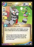 Cratus, Ancient Beast Dealer