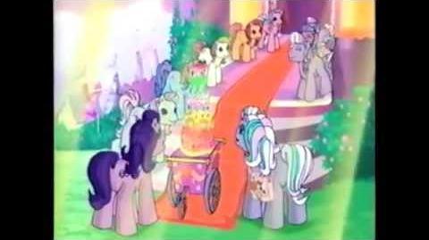 category a charming birthday my pony g3 wiki