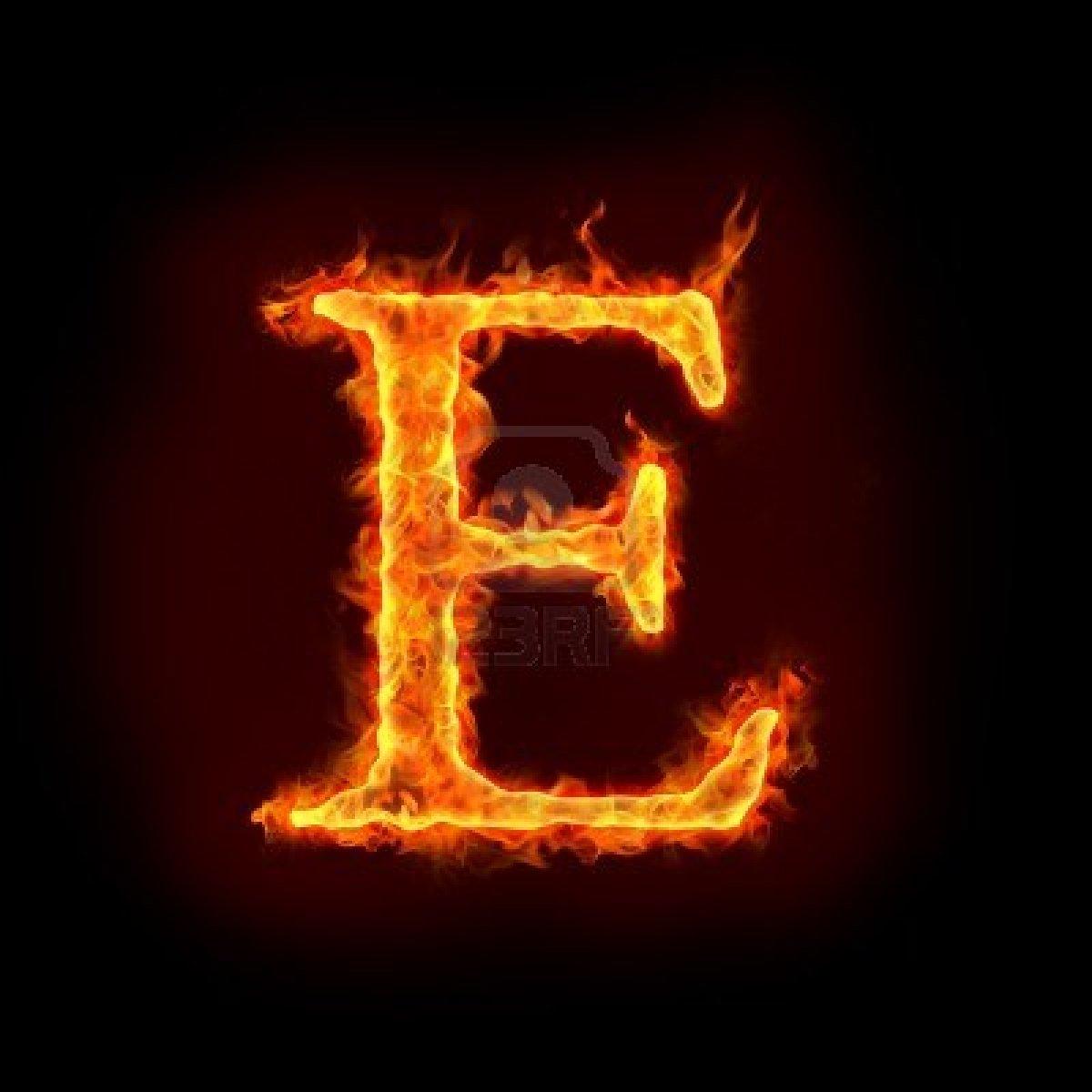B Letter In Fire آوای دل من...