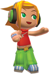DJ Candy (MySims Kingdom DS)