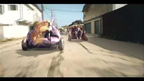 MySims Racing - Armchair Racer