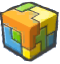 Cube Puzzle Gift