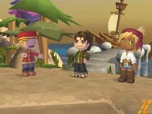 Uncharted Isle 4