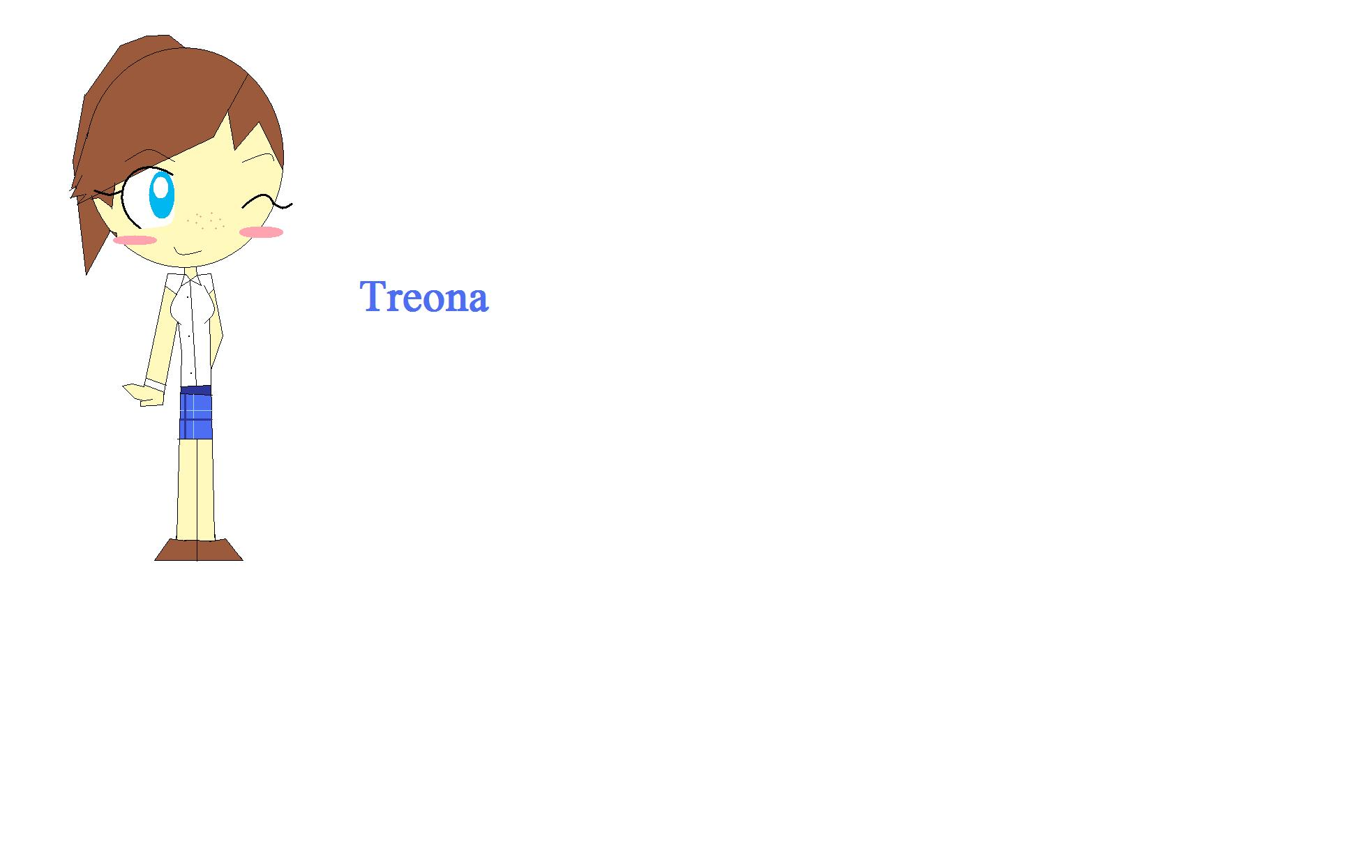 Treona, My Sims