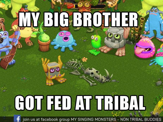 My Singing Monsters Friend Codes August 2015 **CLOSED** - Page 4 - My