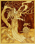 Frigg - the Goddess of Marriage