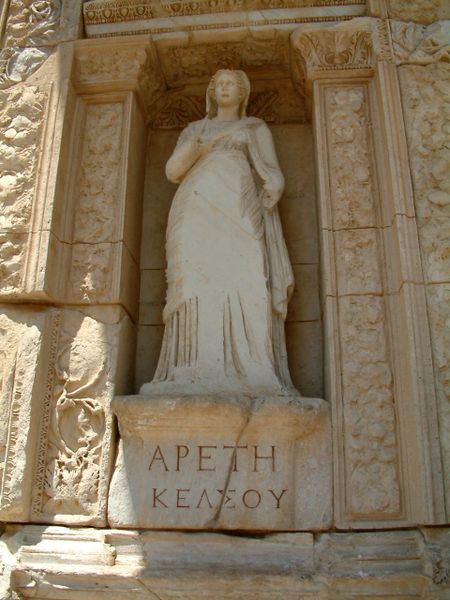 File:Arete (goddess) statue.jpg