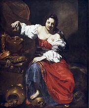 220px-Nicolas Régnier - Allegory of Vanity (Pandora)