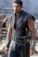 Ares in Xena