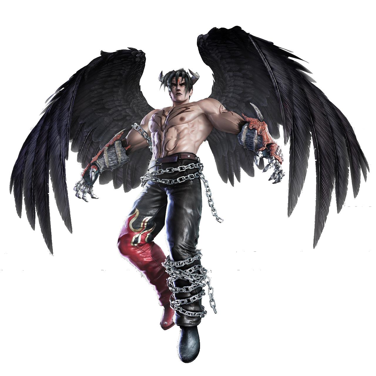 Devil Jin Namco Wiki Fandom Powered By Wikia