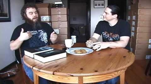 Patrick Rothfuss Talks with Peter Orullian - Part Two of Three