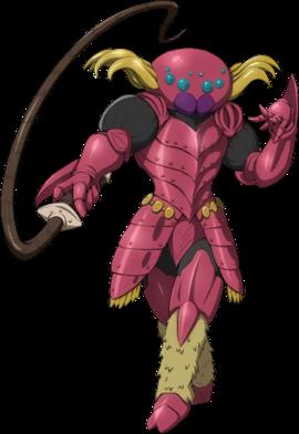 Friesia anime full appearance