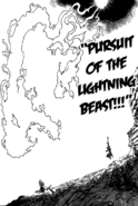Gilthunder using Pursuit of the Lighting Beast