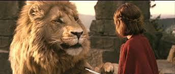 File:Aslan and Lucy in the movie 1.jpg